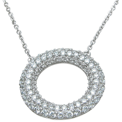 925 sterling silver necklace 2 9 ct