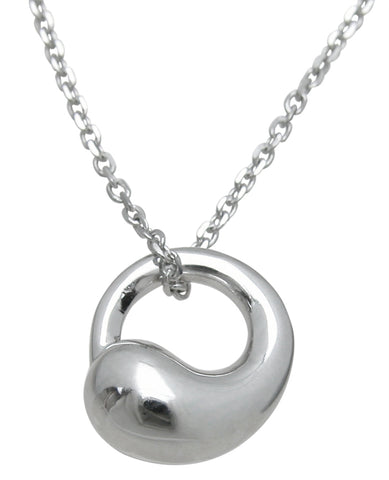 925 sterling silver tiffany style pendant