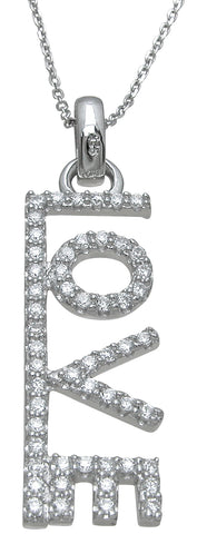 925 sterling silver fashion pendant 1 7 ct