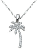 925 sterling silver fashion pendant 0 4 ct