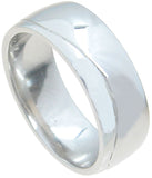 925 sterling silver wedding band wedding band 7 5mm