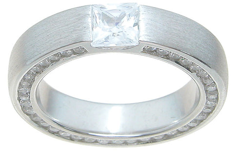 925 sterling silver wedding band wedding band 2 5 ct
