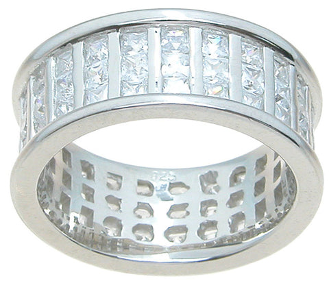925 sterling silver wedding band wedding band 3 ct