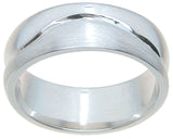 925 sterling silver wedding band venetian finish