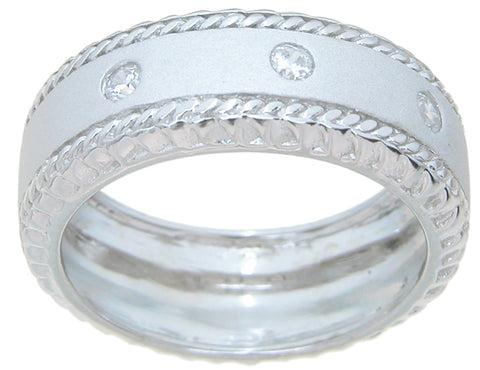 925 sterling silver mens wedding band tiffany style
