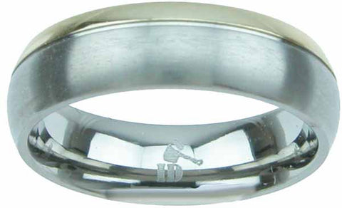 titanium wedding band 6mm indestructible titanium ring