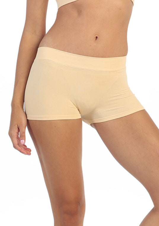 Seamless Boy Short