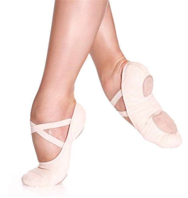 Canvas Ballet Shoes by So Danca SD16