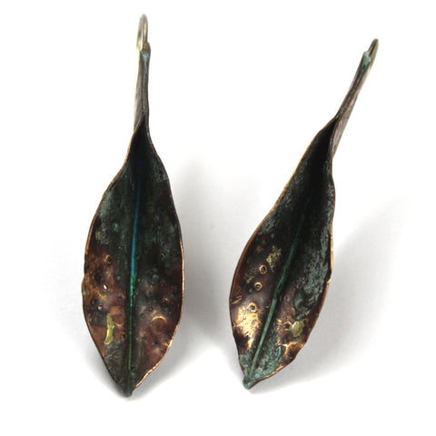 Leaf Earrings III