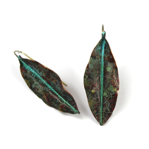 Leaf Earrings I