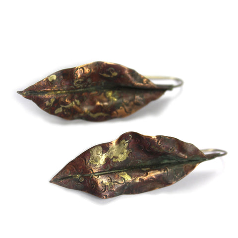 Leaf Earrings IV