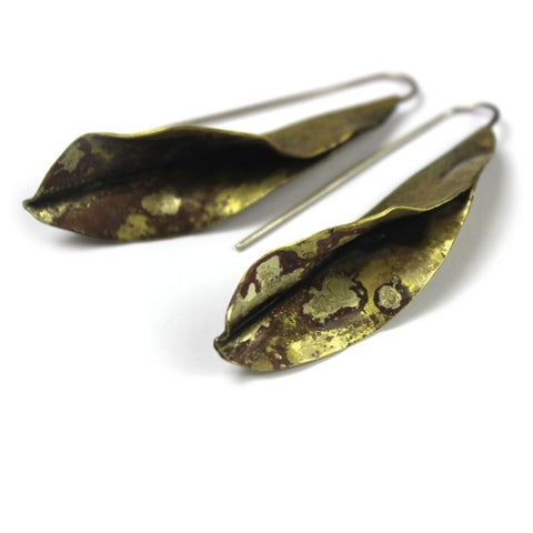 Leaf Earrings II