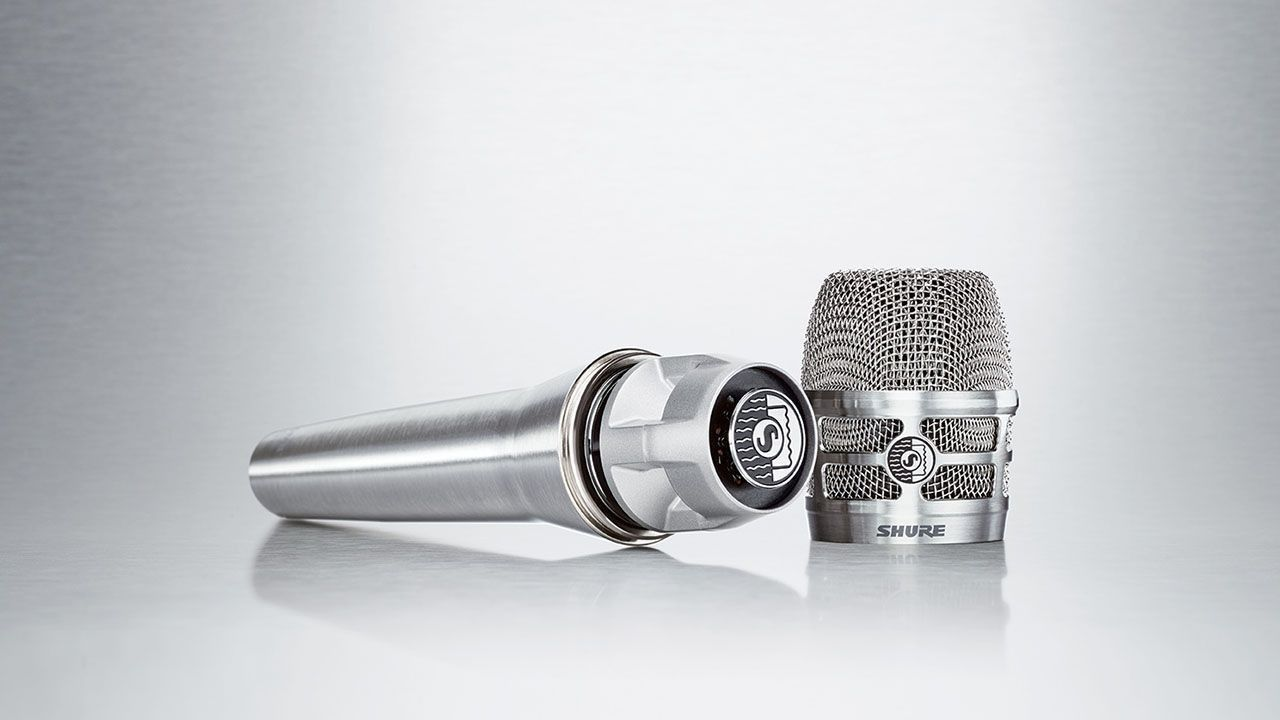 The Legend Continues - Shure KSM8 Dualdyne