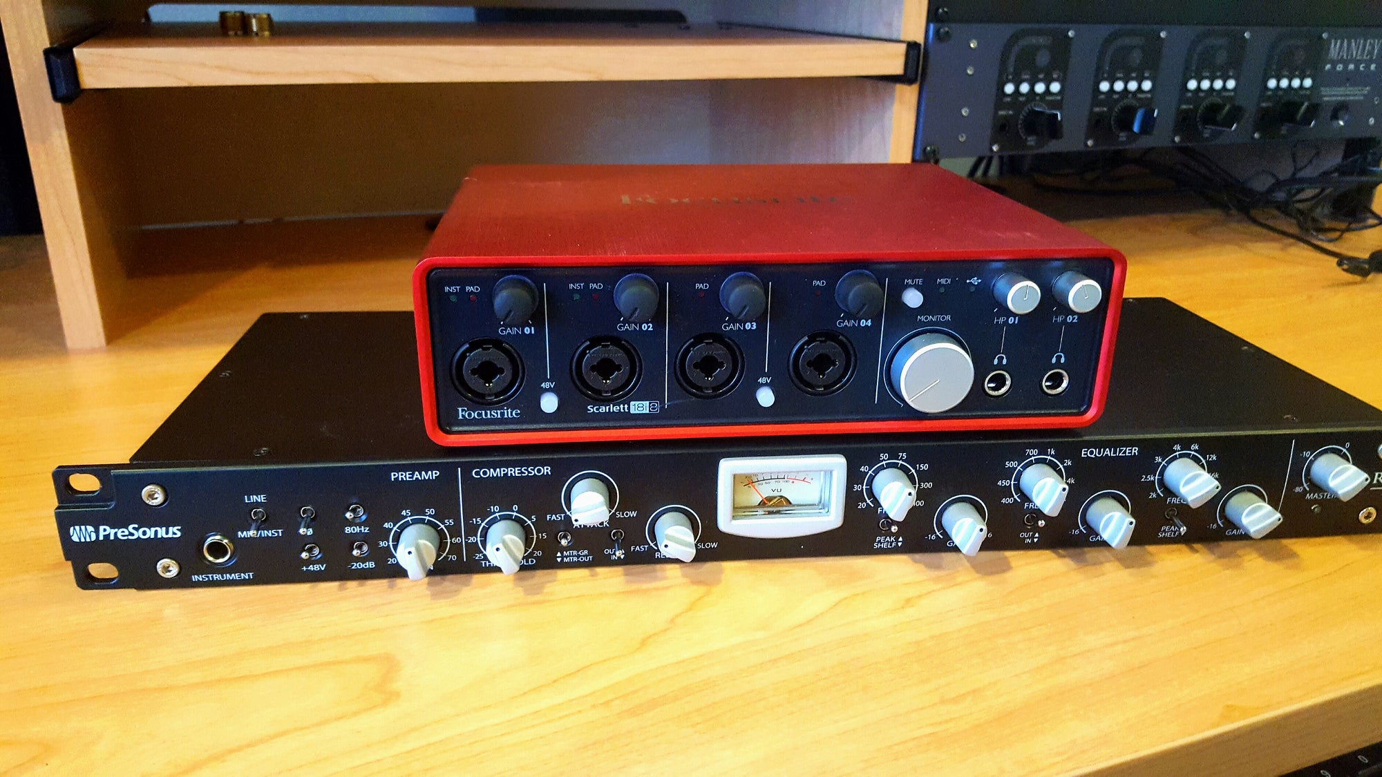 Interface Preamps vs. Dedicated Preamps