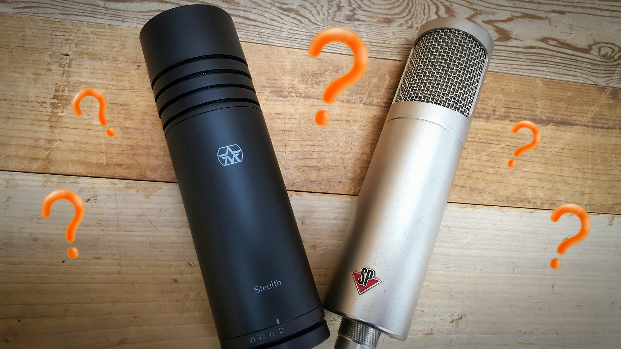 An Easy Guide to Understanding Microphones - Dynamics and Condensers