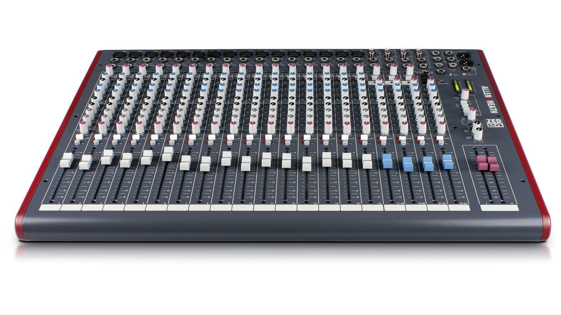 Allen and Heath ZED Mixers Now In Stock