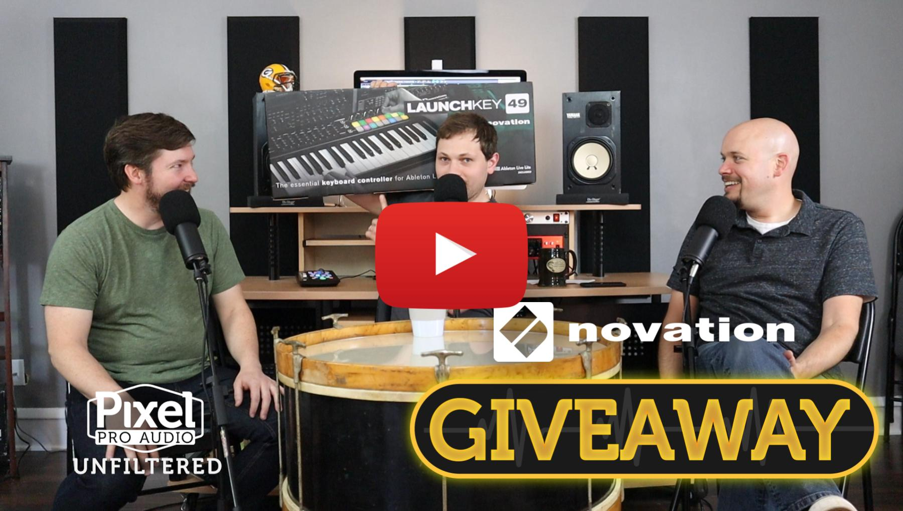Want to Win a Novation Launchkey 49 RBG?