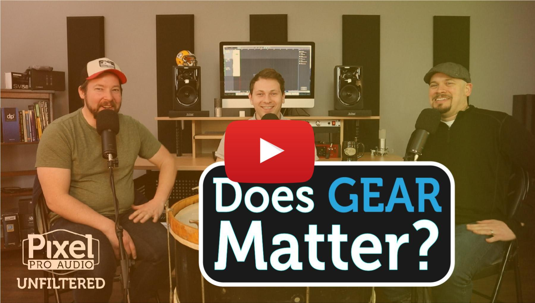 Weekly Show - PPA Unfiltered - Which Studio Gear Matters?