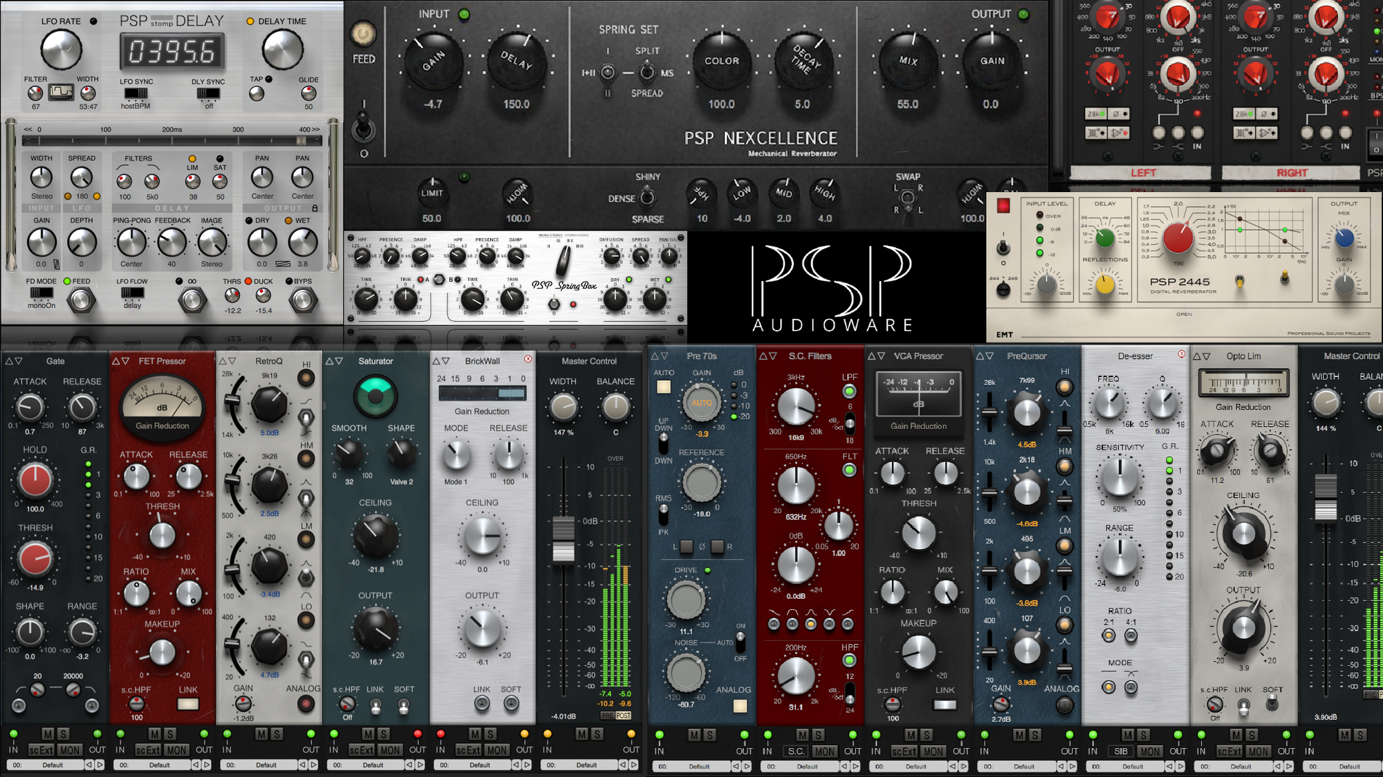 PSP Audioware now at Pixel Pro Audio!