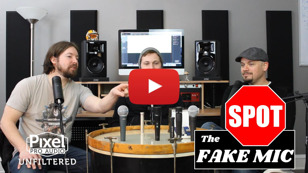 Weekly Show - PPA Unfiltered: Spotting a Fake Microphone