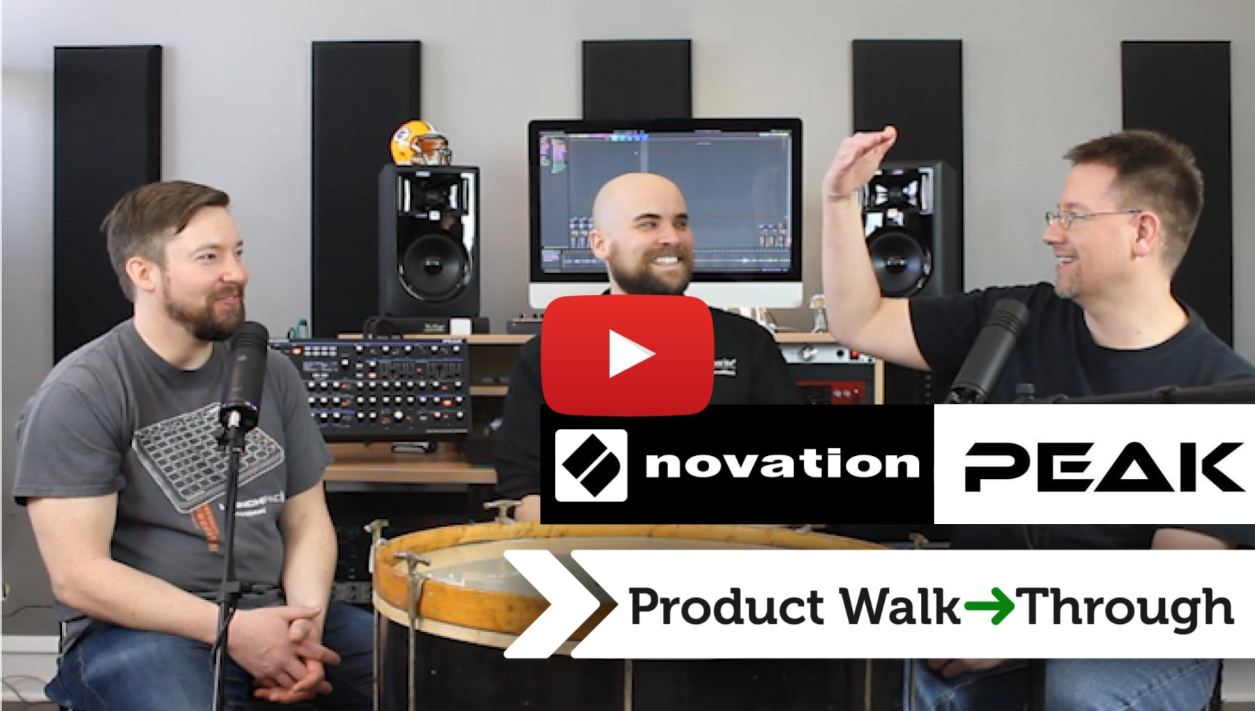 Weekly Show - PPA: Unfiltered - Novation Peak Walk-Through