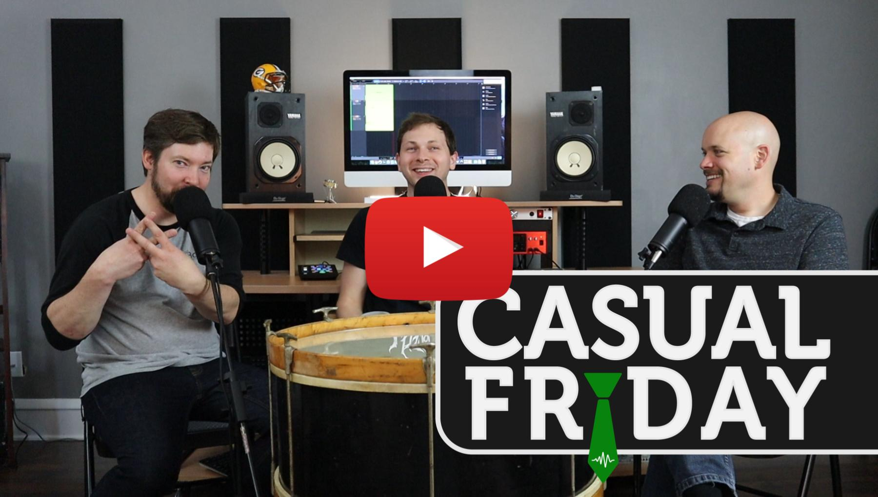 Weekly Show - PPA Unfiltered - Casual Friday June 2019