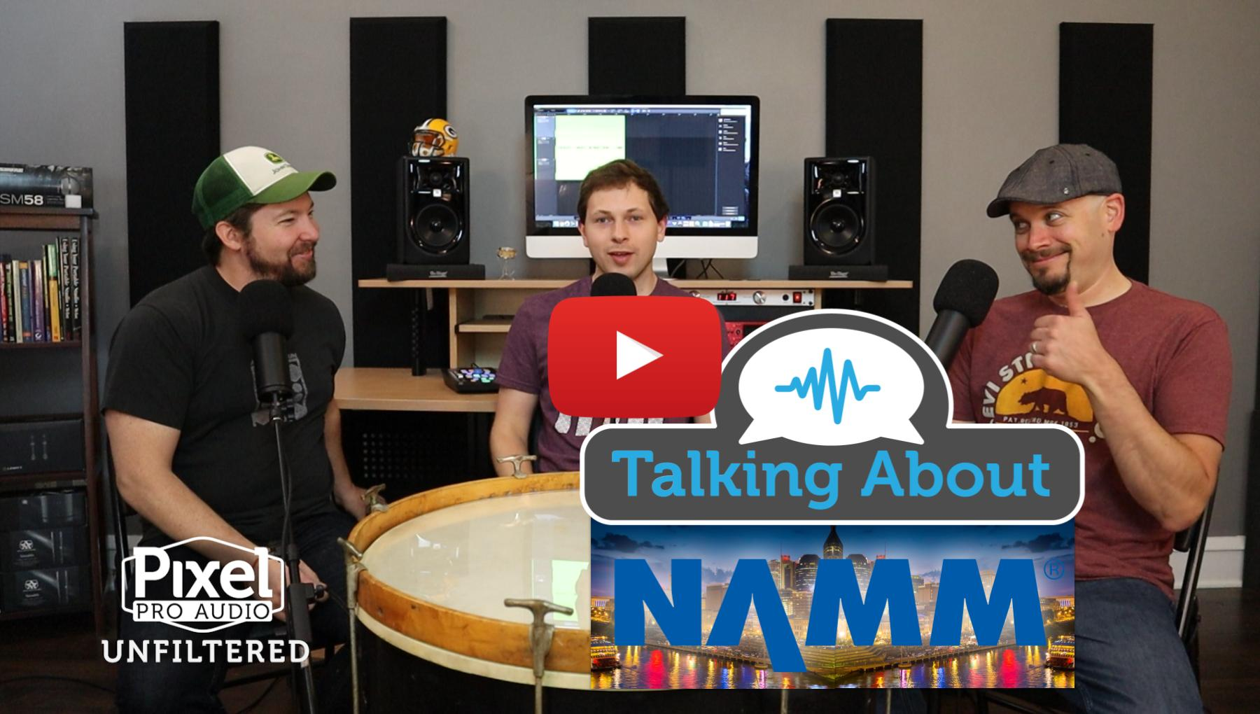 Weekly Show - PPA: Unfiltered - Summer NAMM 2019 Early News