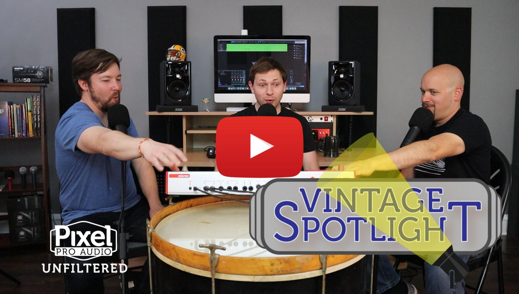 Weekly Show - PPA Unfiltered: Vintage Spotlight - Alesis Micron