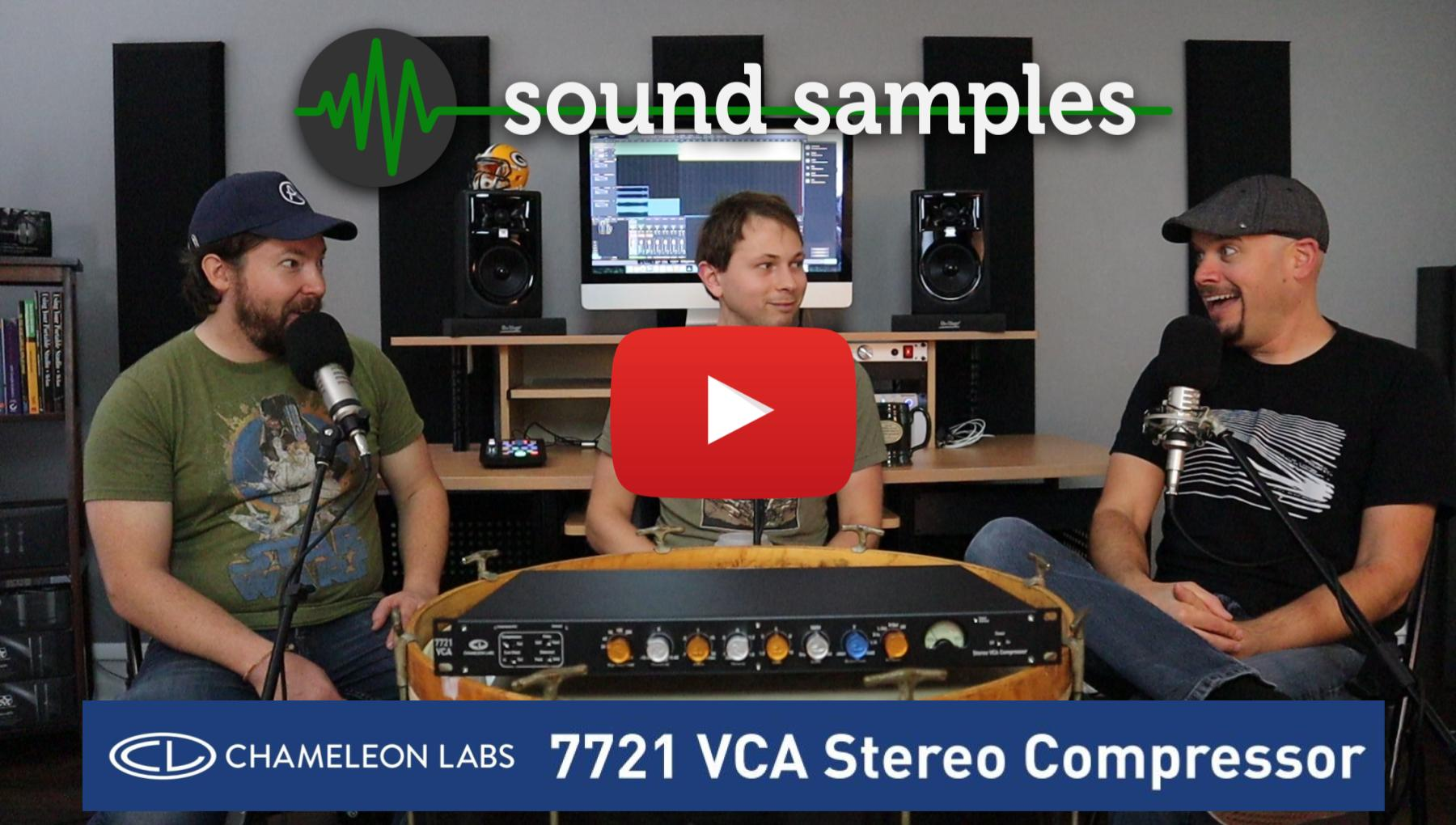 PPA Unfiltered 47: Chameleon Labs 7721 - Unboxing and Sound Samples!