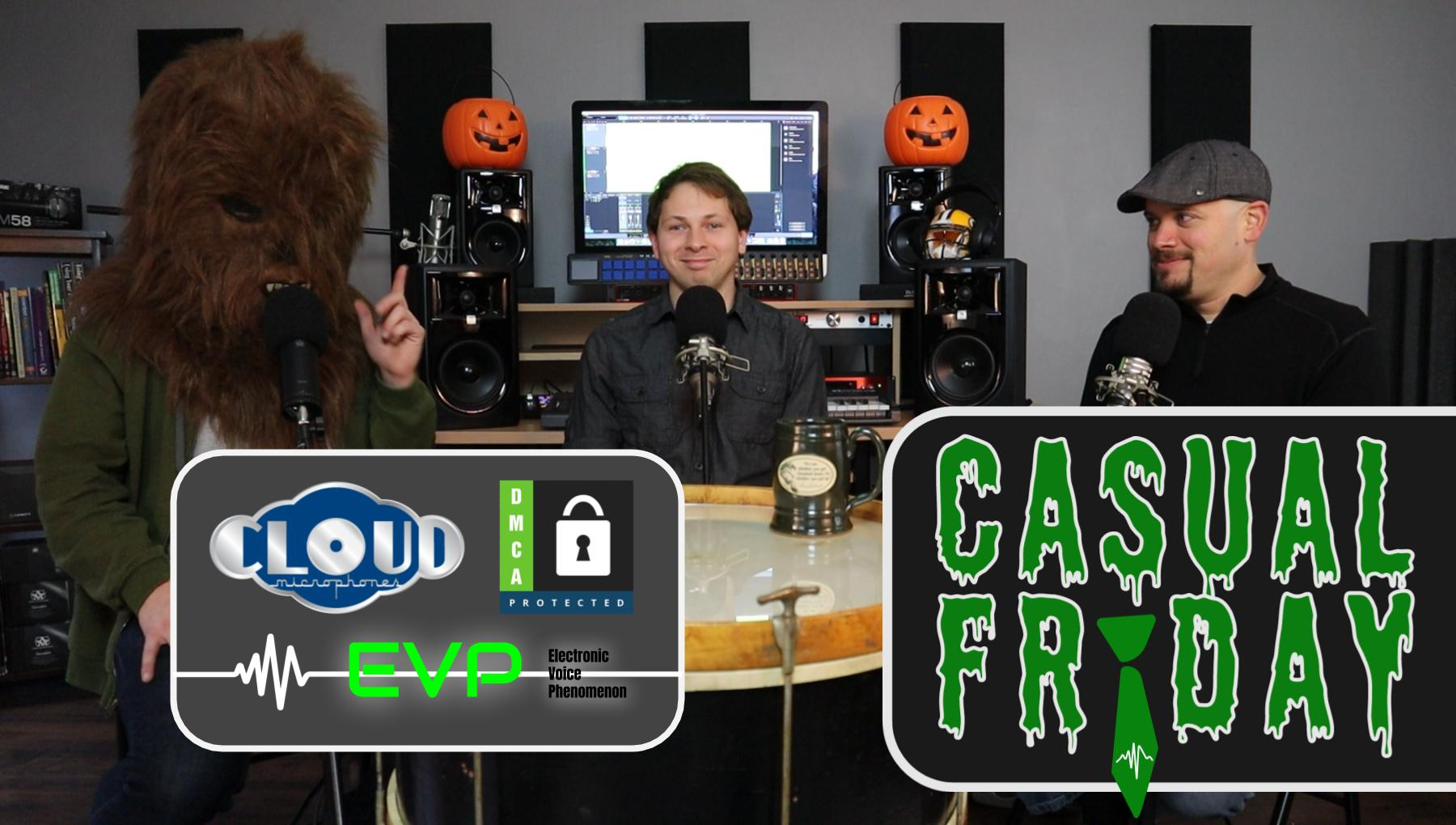 Weekly Show - PPA Unfiltered - 50th Episode Halloween Casual Friday!