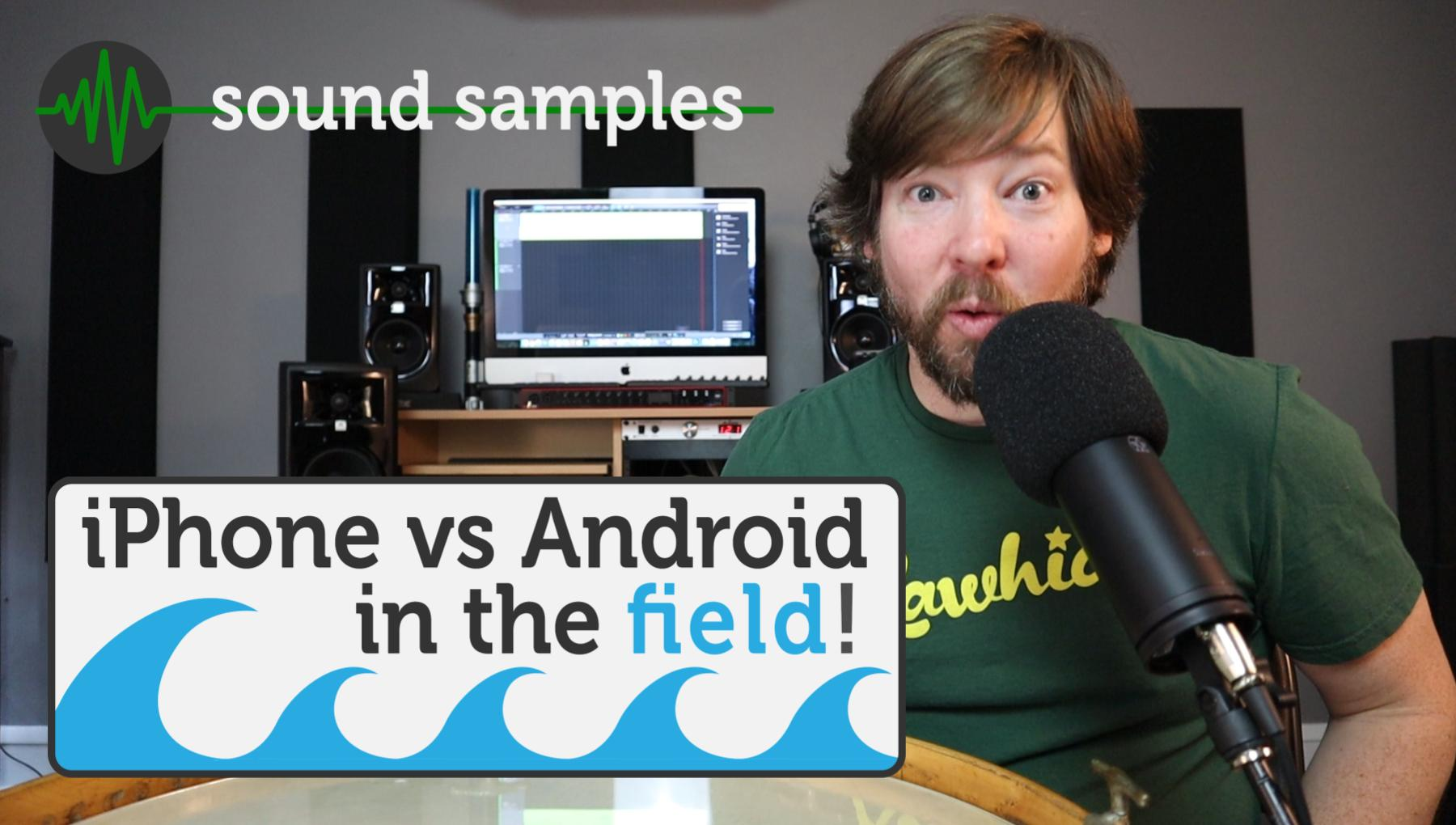 Weekly Show - PPA Unfiltered - iPhone vs. Android - Which one sounds better??