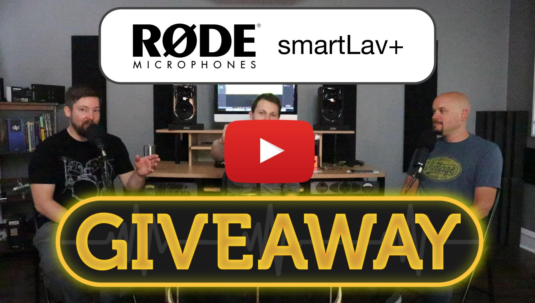 PPA Unfiltered - RODE SmarLav+ Giveaway!