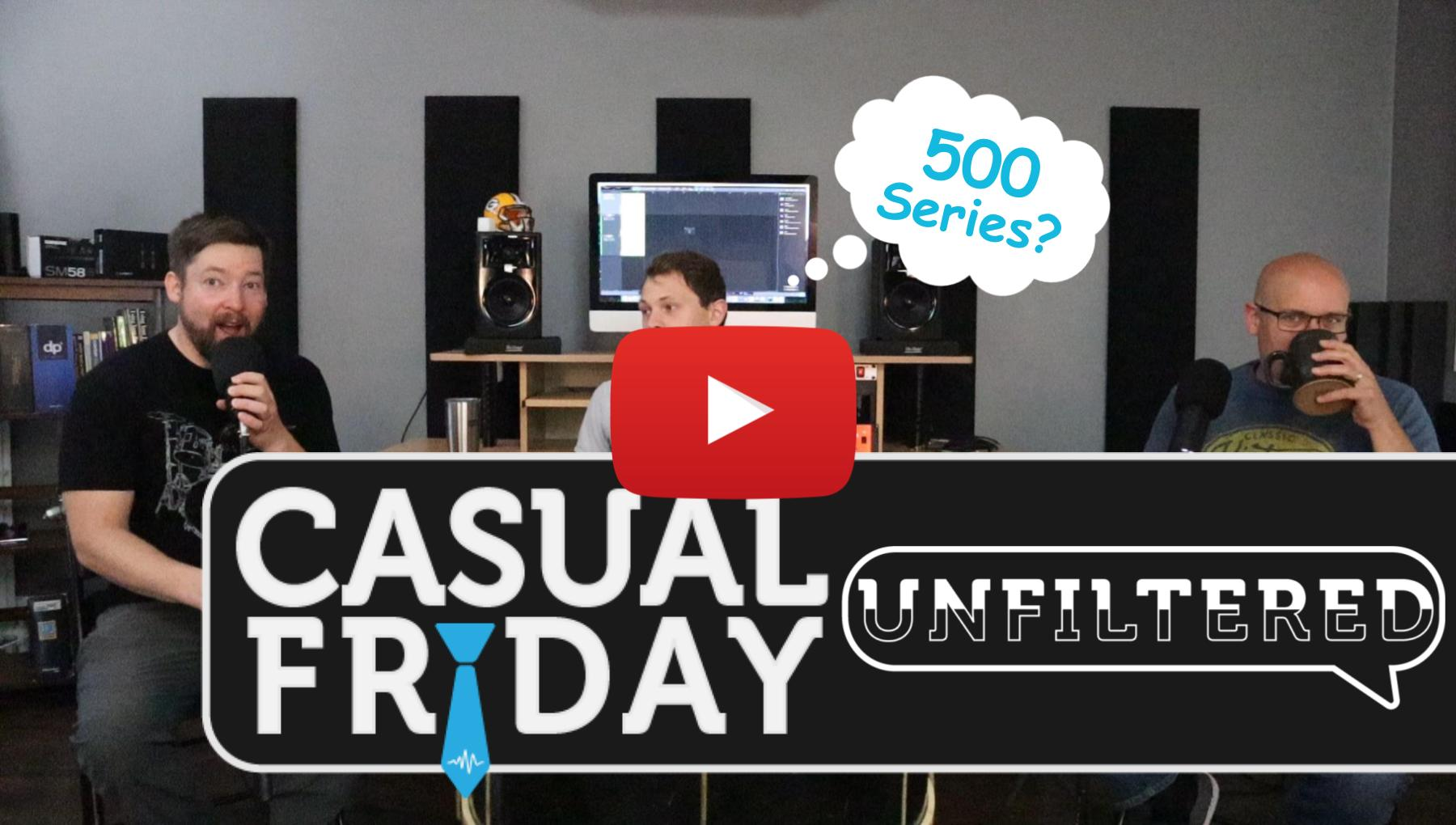 PPA Unfiltered is Back! Kicking Off with Casual Friday