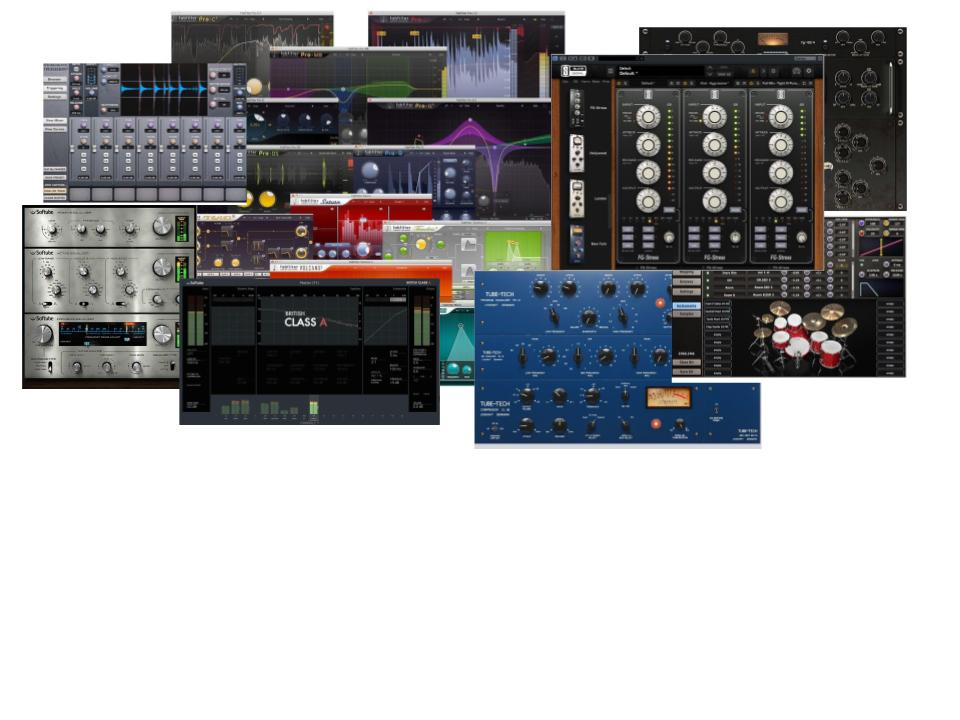 8 of the Best Plugins Audio Engineers Can Buy