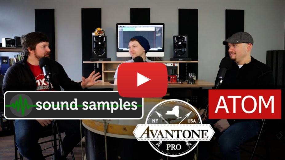 Sound Samples - Avantone Pro ATOM