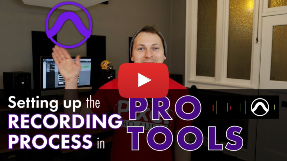 Tutorial: Getting Started in Pro Tools