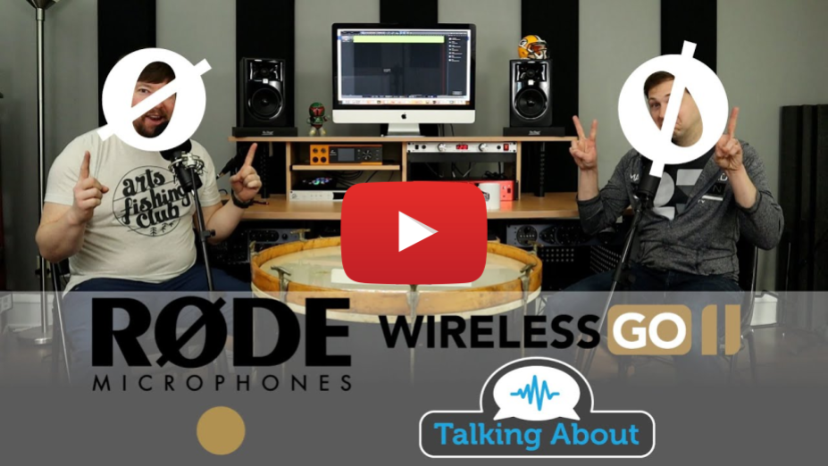 NEW from Rode - Wireless Go II