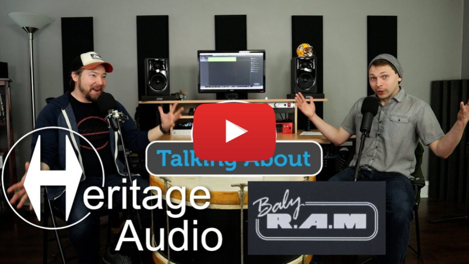 NEW Heritage Audio Baby Ram