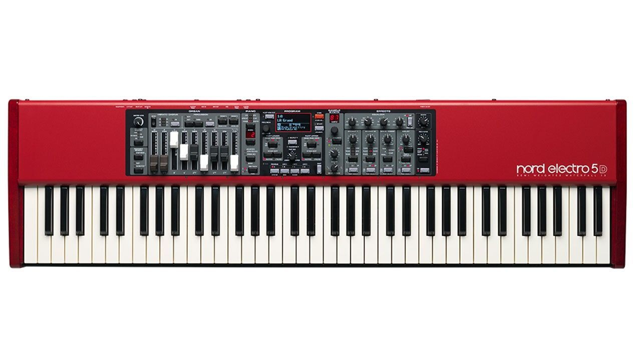 Nord Electro 5 - Shockingly Awesome! -