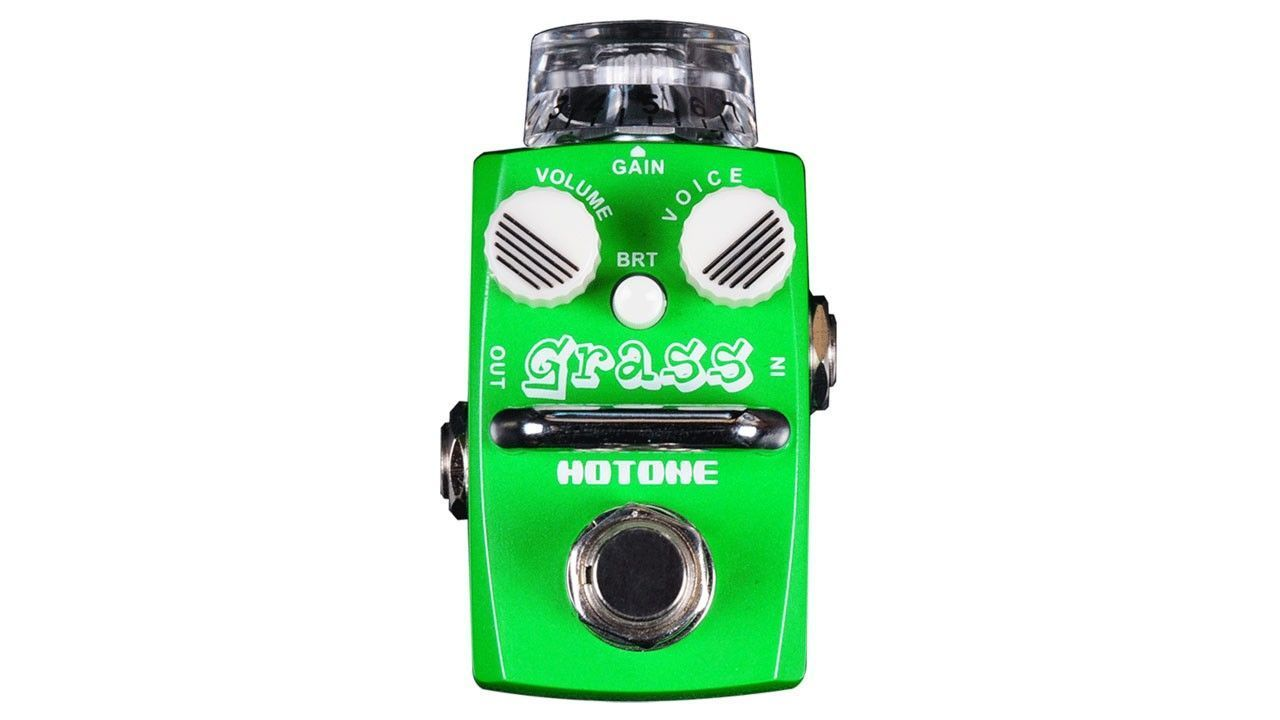 Hotone Pedals! Don't Let The Size Fool You -