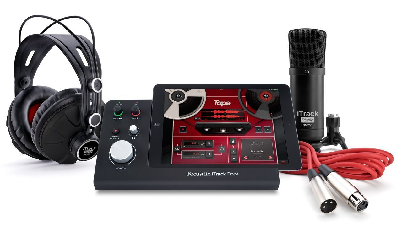 Gear Spotlight - iTrack Dock Studio Pack