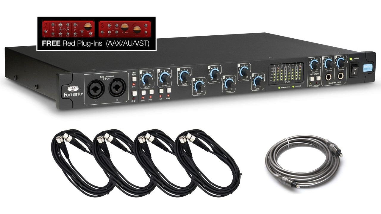Focusrite and Novation Back-to-School Deals!