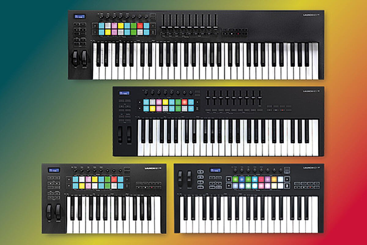 Novation Launchkey MK3 Series