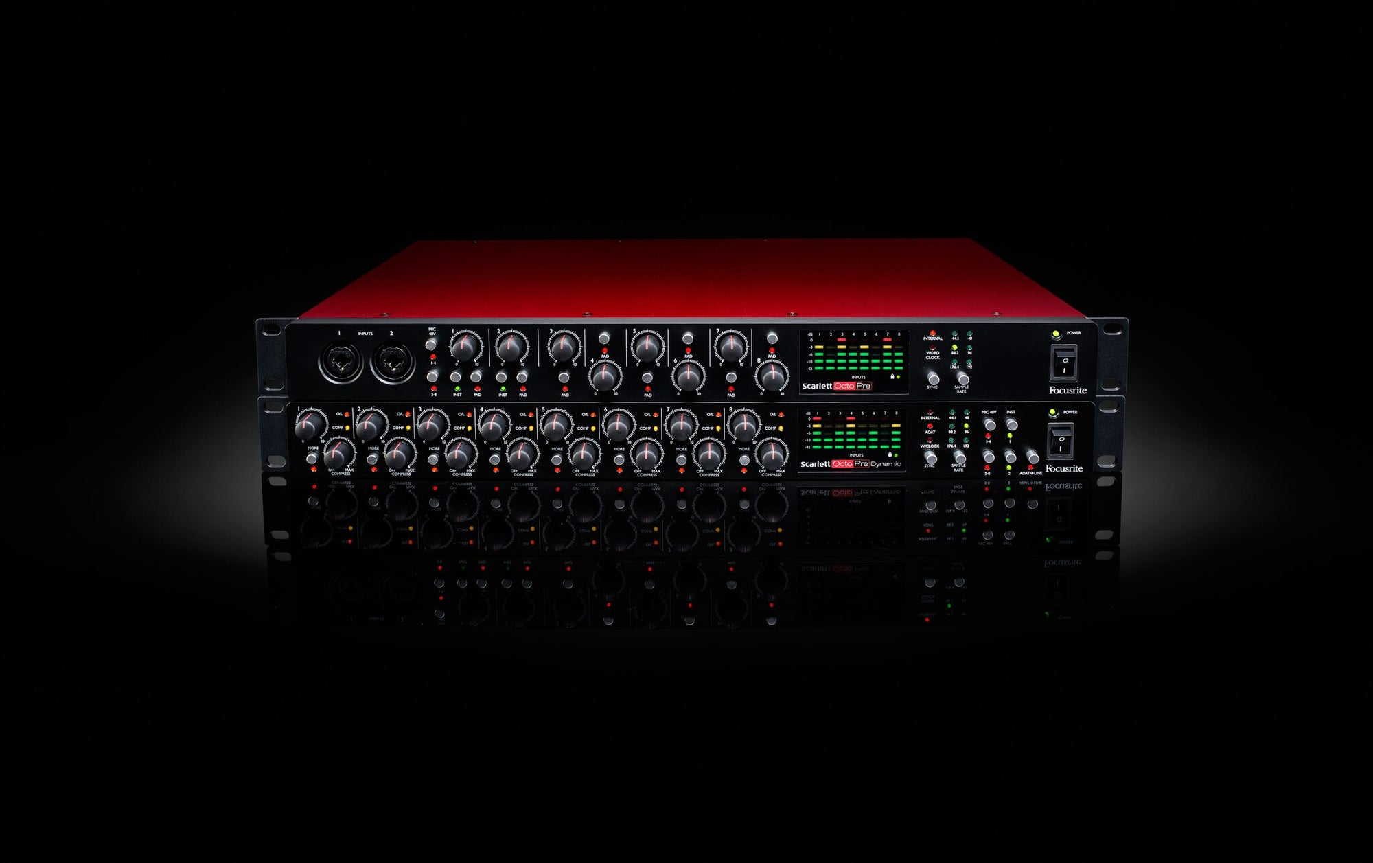 New Focusrite Scarlett OctoPre Announced!