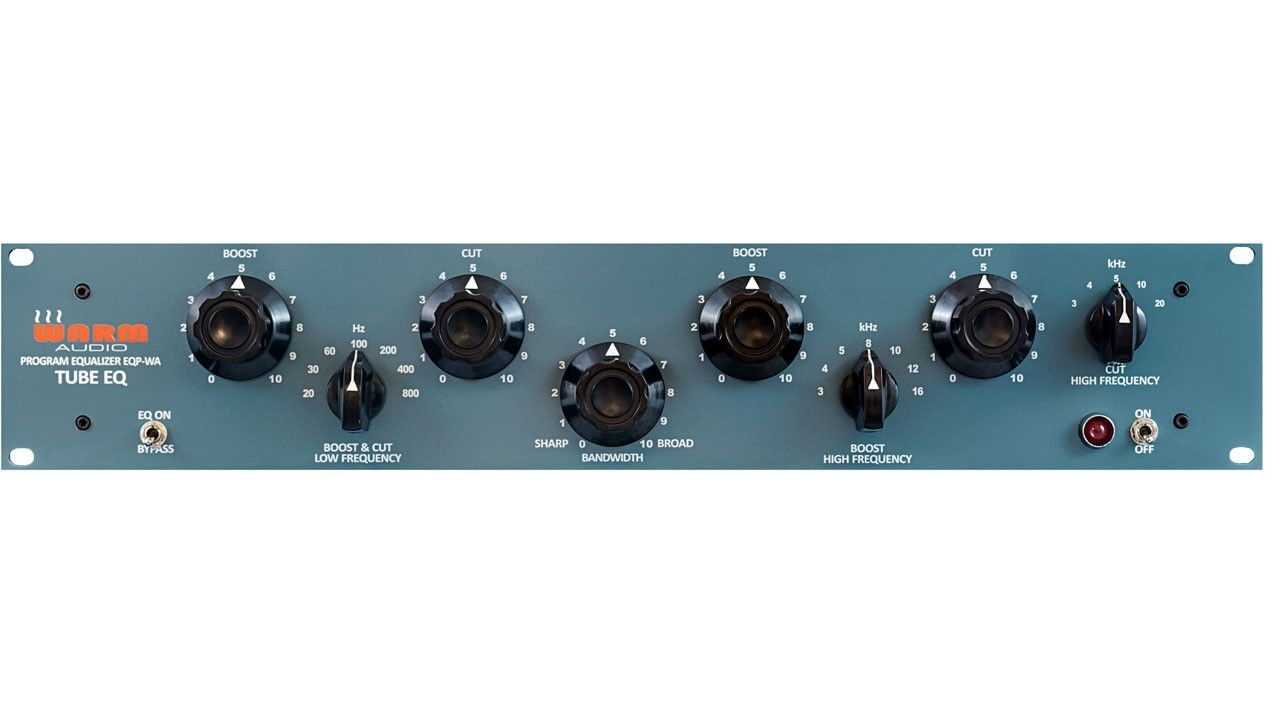 Affordable Warm Audio EQP-WA Pultech Style EQ In Stock! -