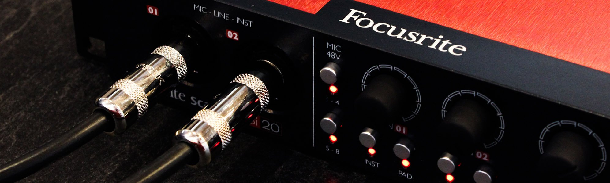 AVB Audio Interfaces