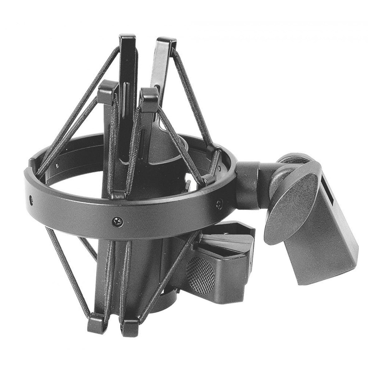 Black Shock Mount for AKG C460B Microphone