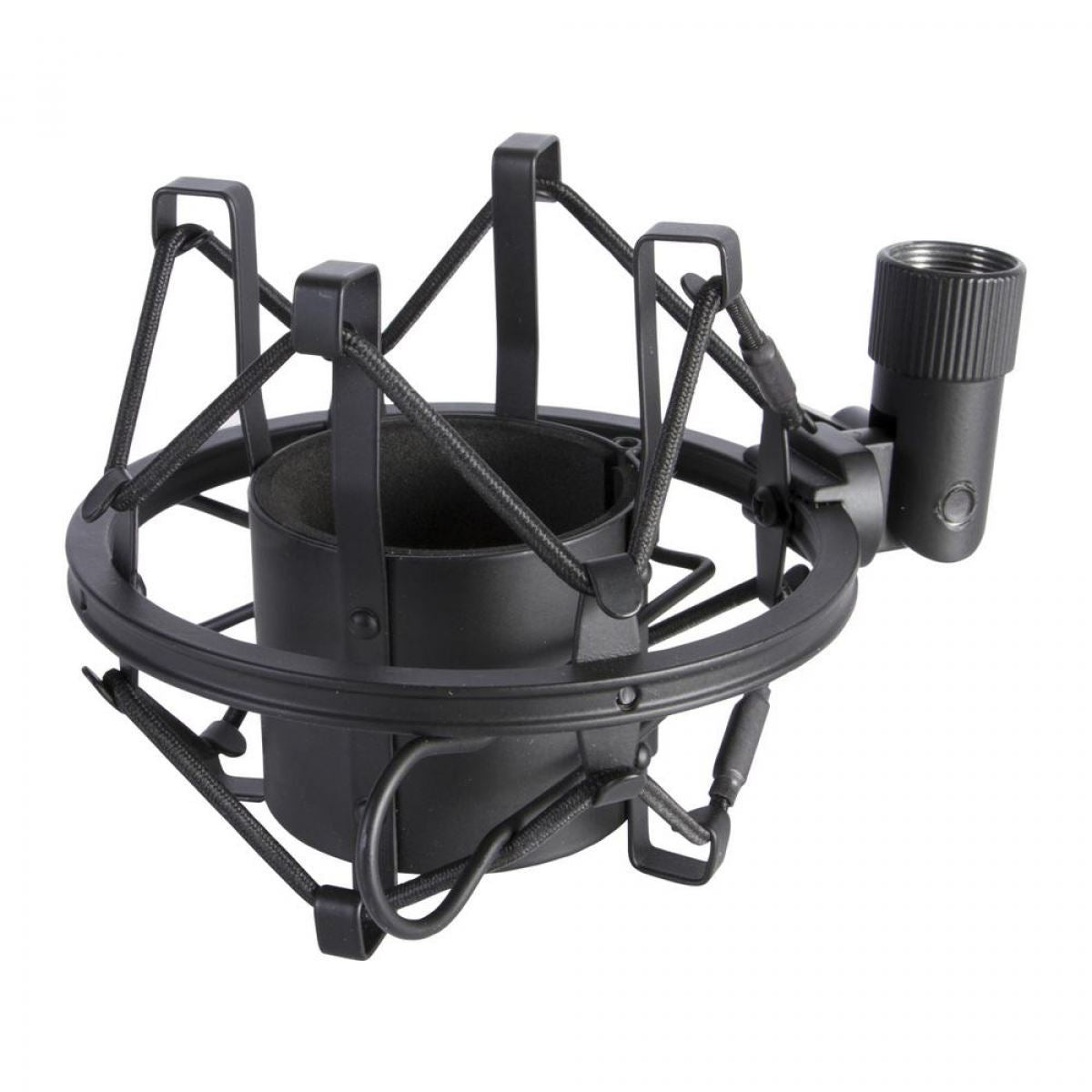 Black Shock Mount for Neumann TLM 102 Microphone