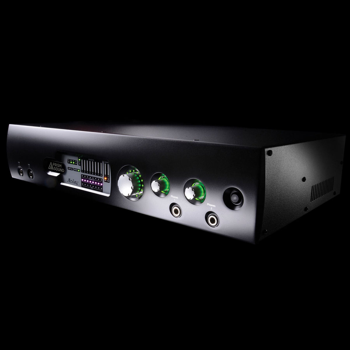 Prism Audio Atlas Audio Interface with 8 Mic Pres, MIDI, and Digital Expansion Slot