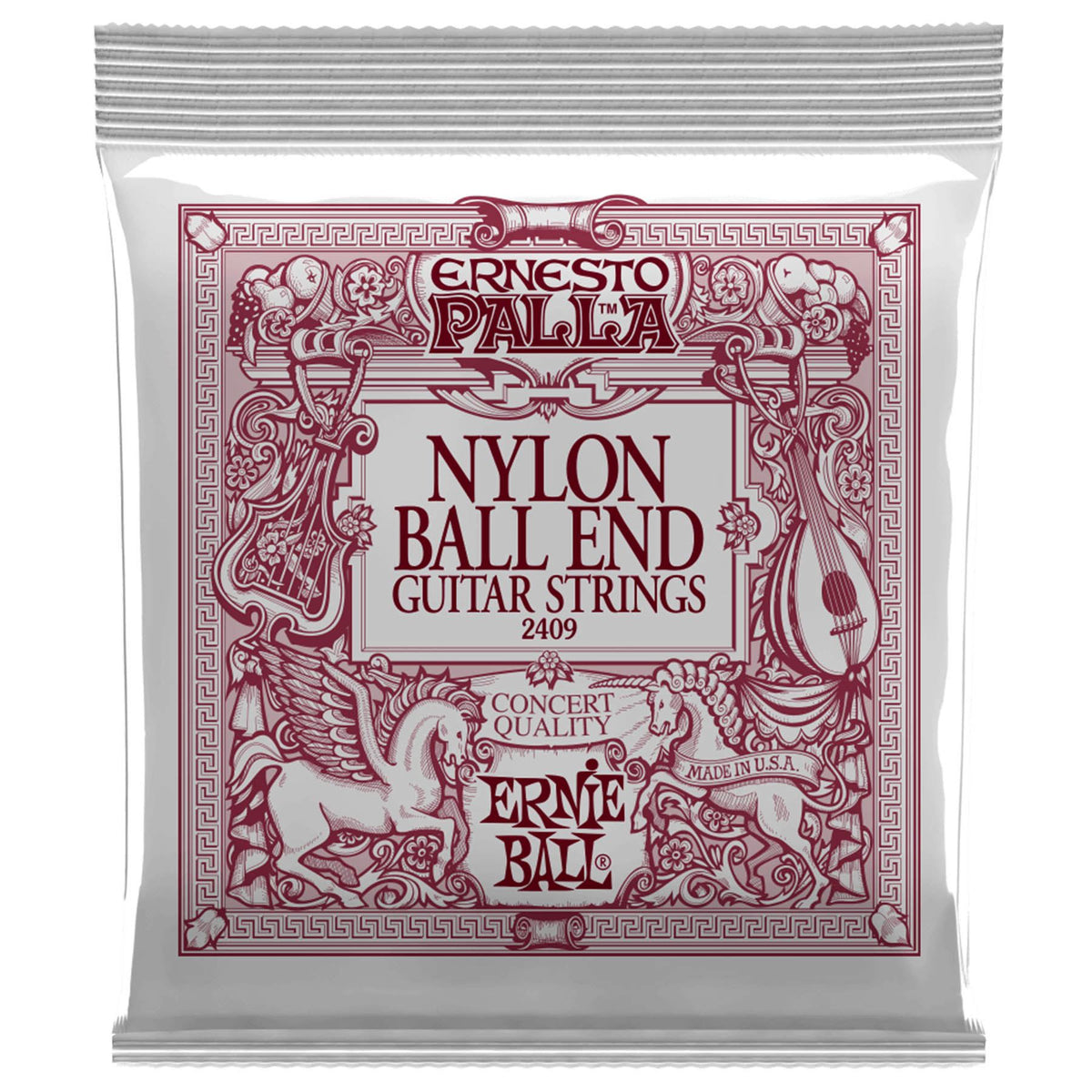 Ernie Ball P02409 Ernesto Palla Nylon Ball End Acoustic